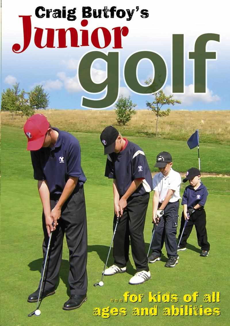 DVD Junior Golf