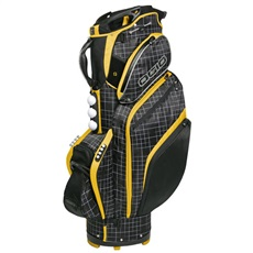 Ogio Sultan cart bag, griddle/juice
