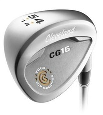 Cleveland CG16 Satin Chrome wedge, pravá, 46°-8°