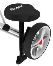 Clicgear Seat sedátko na golfový vozík