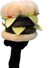 Headcover, Cheeseburger