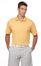 Callaway Mixed Media Solid polo, oranžové