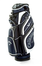 Callaway Euro Chev Luxury cart bag 13, modro/bílý