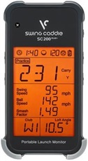 Swing Caddie Launch Monitor SC200+