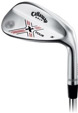 Callaway X-Tour Chrome wedge