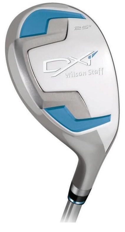 Wilson Staff DXi dámský hybrid, pravý, demo dámské, pravé, 22°, ladies