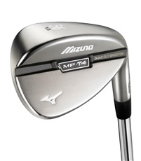Mizuno MP T4 Black Nickel wedge, ocel