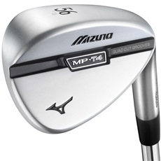 Mizuno MP-T4 White Satin wedge, ocel
