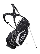 Titleist 14-Way Lightweight stand bag 13, černo/bílý