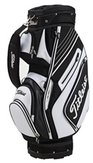 Titleist Reverse cart bag 13, černo/bílý