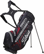 Titleist StaDry Waterproof stand bag, černý