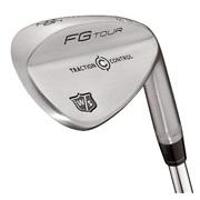 Wilson Staff FG Tour Standard Sole Satin wedge, ocel