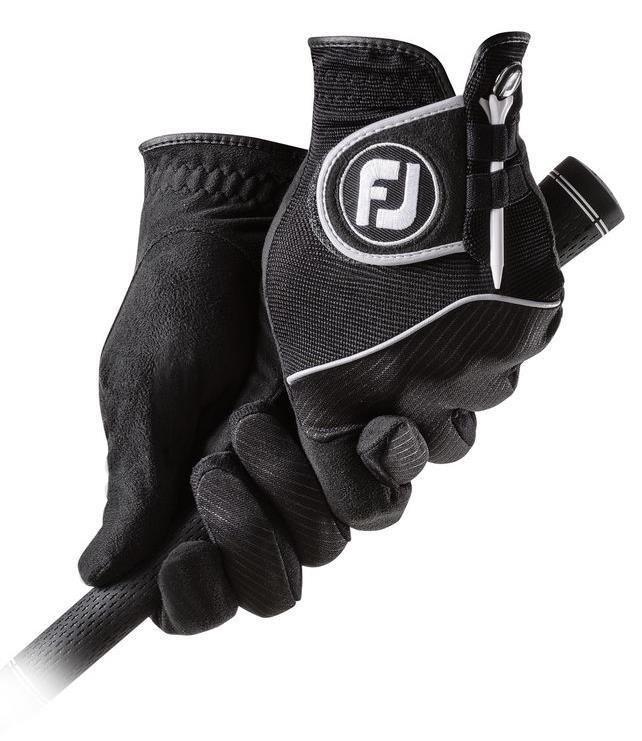 FootJoy RainGrip dámské rukavice, 1 pár + markovátko, týčko pár (na obě ruce), ML
