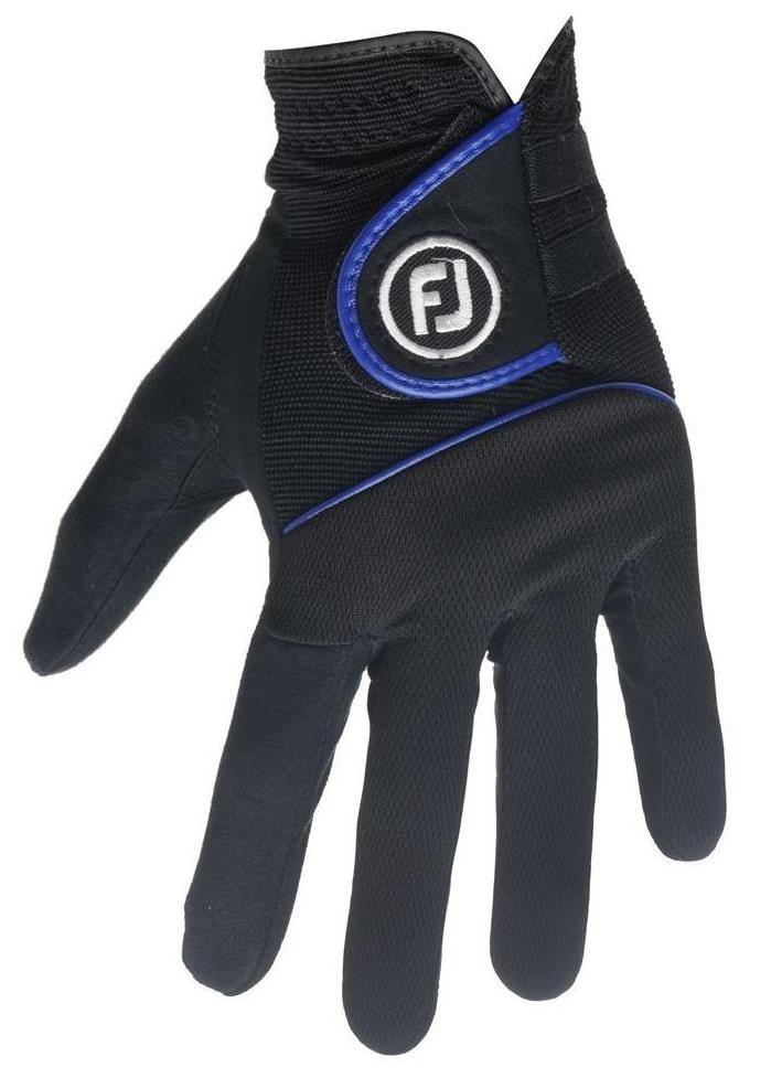 FootJoy RainGrip Fashion pánská rukavice černá, levá (pro praváky), L