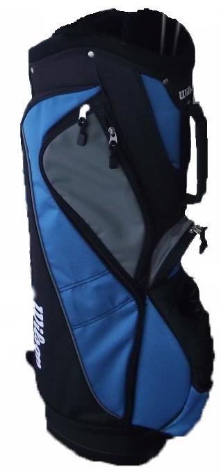 Wilson K'netic dámský cart bag