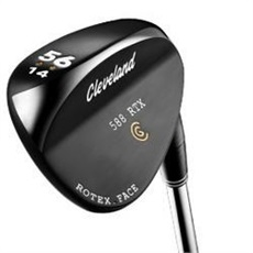 Cleveland 588 RTX Black Pearl wedge