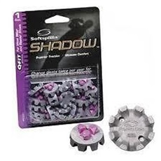 Softspikes Shadow golfové spajky, Q-Fit, 18 ks