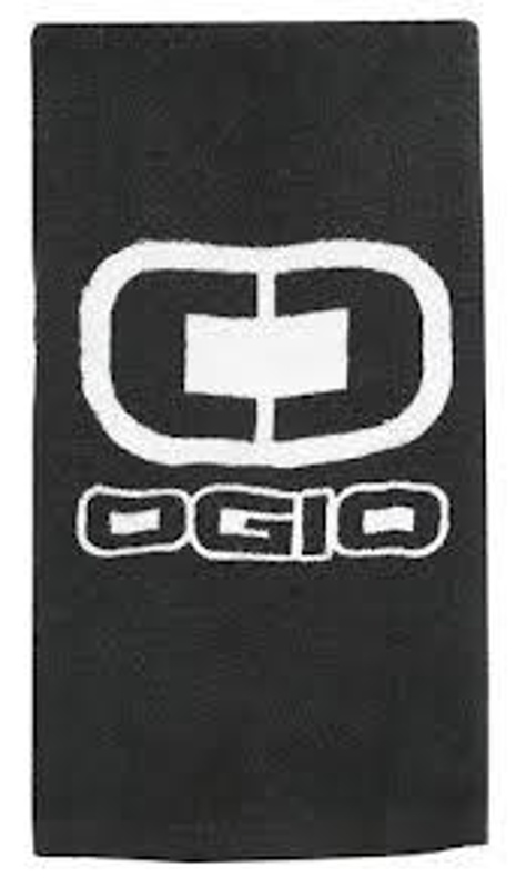 Ogio Basic golfový ručník, černý