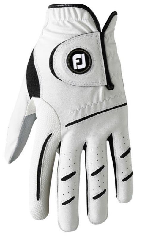 FootJoy GTxtreme pánská rukavice + markovátko pravá (pro leváky), L, bílá