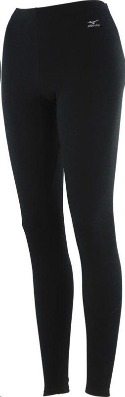 Mizuno Breath dámské thermo kalhoty, černé dámské, XL