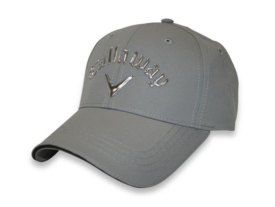 f0d752bed63 Callaway Liquid Metal Cap kšiltovka - šedá