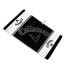 Callaway Players towel, black