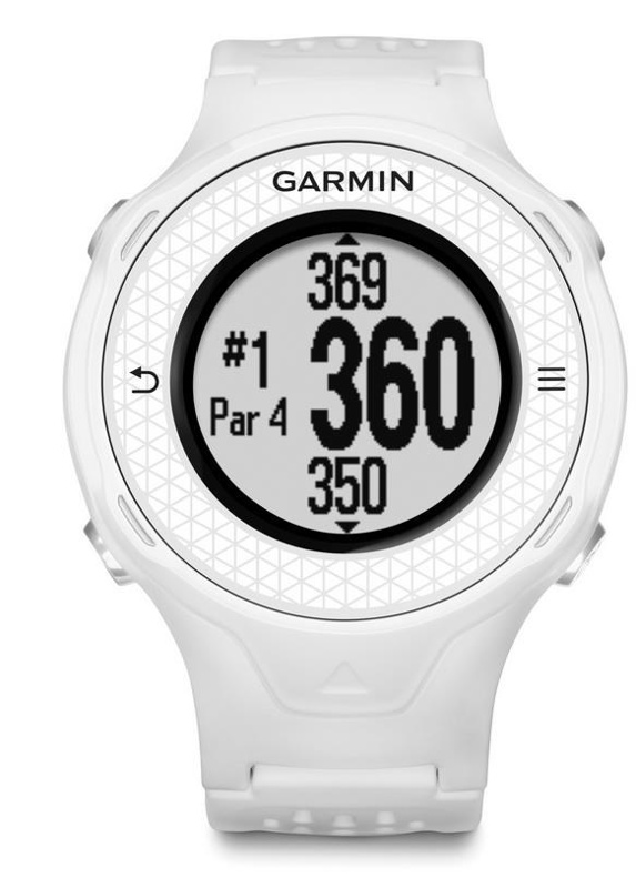 Garmin Approach S4 White hodinky s bluetooth