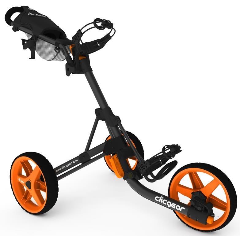 Clicgear 3.5+, černo/oranžový