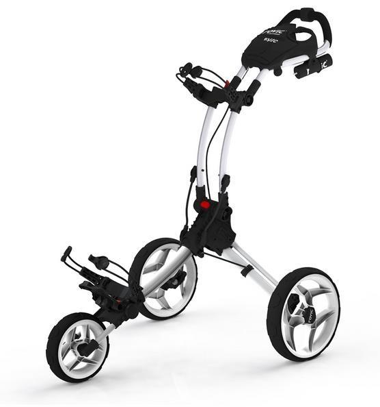 Clicgear Rovic RV1C golfový vozík, bílý