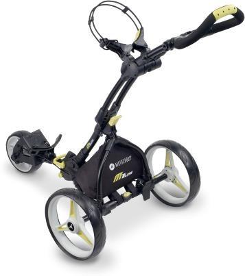 Motocaddy M1 Lite golfový vozík, černý