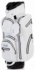 JuCad Aquastop cart bag, bílý