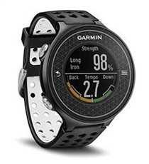 Garmin Approach S6 Black GPS hodinky s Bluetooth