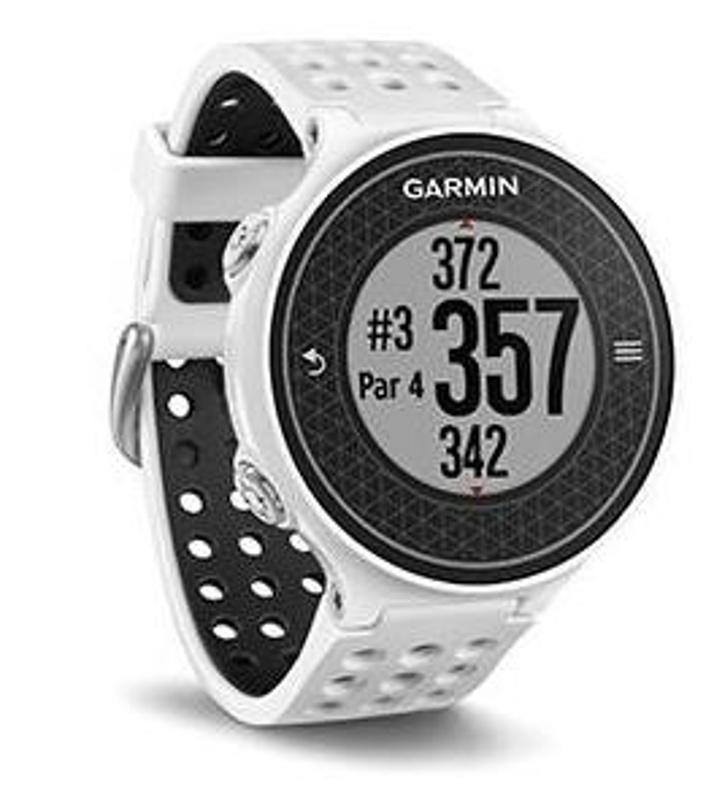 Garmin Approach S6 White GPS hodinky s Bluetooth