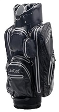 JuCad Aquastop cart bag, černo/šedý