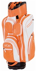 JuCad Aquastop cart bag, bílo/oranžový