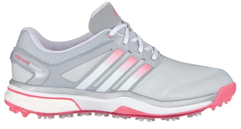 Adidas W adipower boost dámské boty, šedo/bílo/červené, UK 3.5, EU 36 standardní, šedá, 3,5