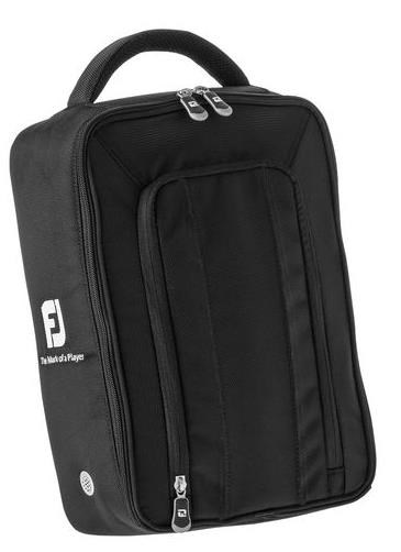 FootJoy Deluxe taška na boty, černá