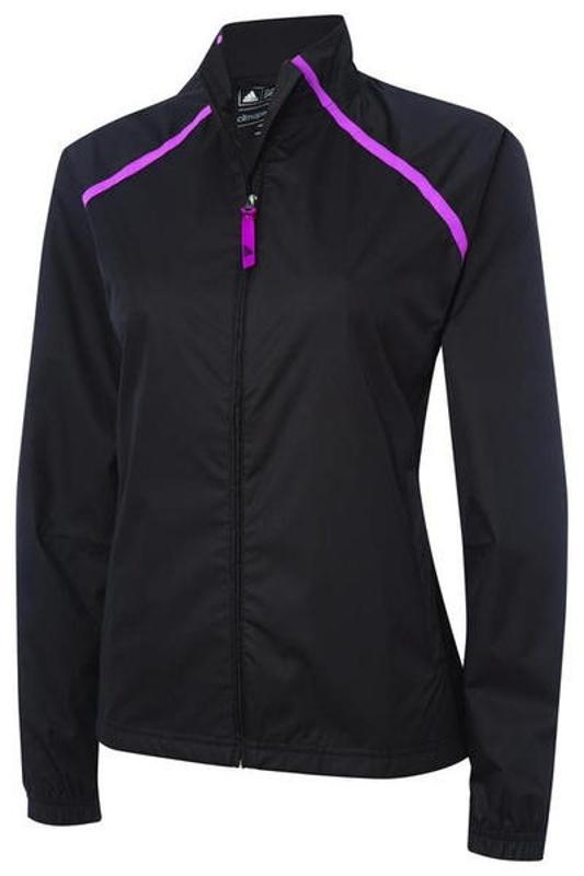 Adidas climastorm Rain dámská bunda, černá dámské, S