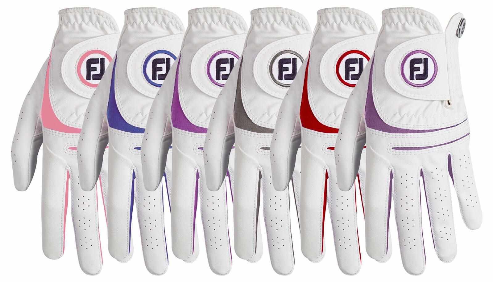 FootJoy WeatherSof Fashion dámská rukavice + markovátko levá (pro praváky), ML