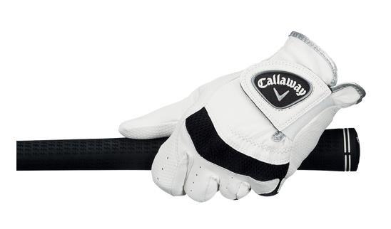 Callaway X Junior dětská golfová rukavice, 1 ks pravá (pro leváky), L