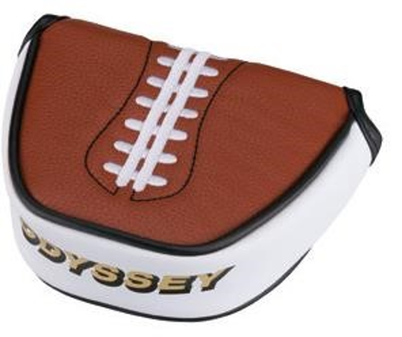 Odyssey Football Mallet kryt na putter