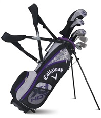 Callaway XJ Hot Junior dívčí set, pravý, 5-8 let