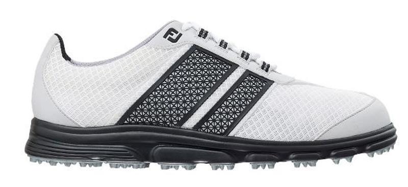 FootJoy SuperLites CT pánské boty, bílo/černé bílá, standardní, 8