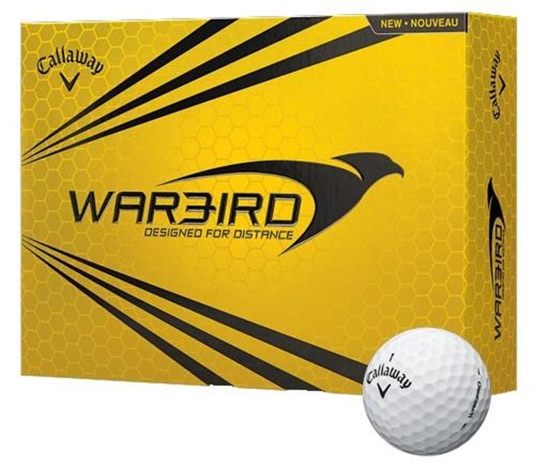 Callaway Warbird golfové míčky