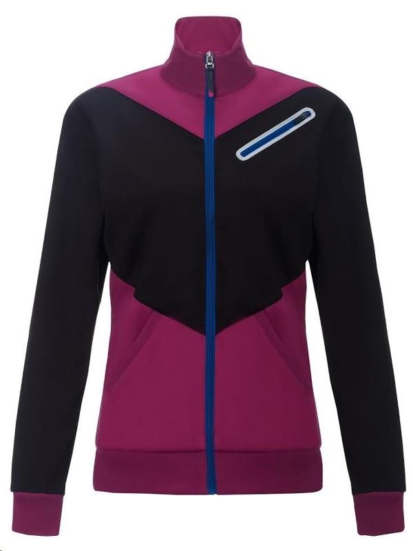 Callaway Bonded Softshell dámská bunda, černo/růžová dámské, L