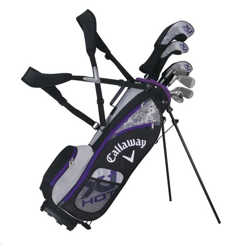 Callaway XJ Hot Junior dívčí set, levý, 9-12 let