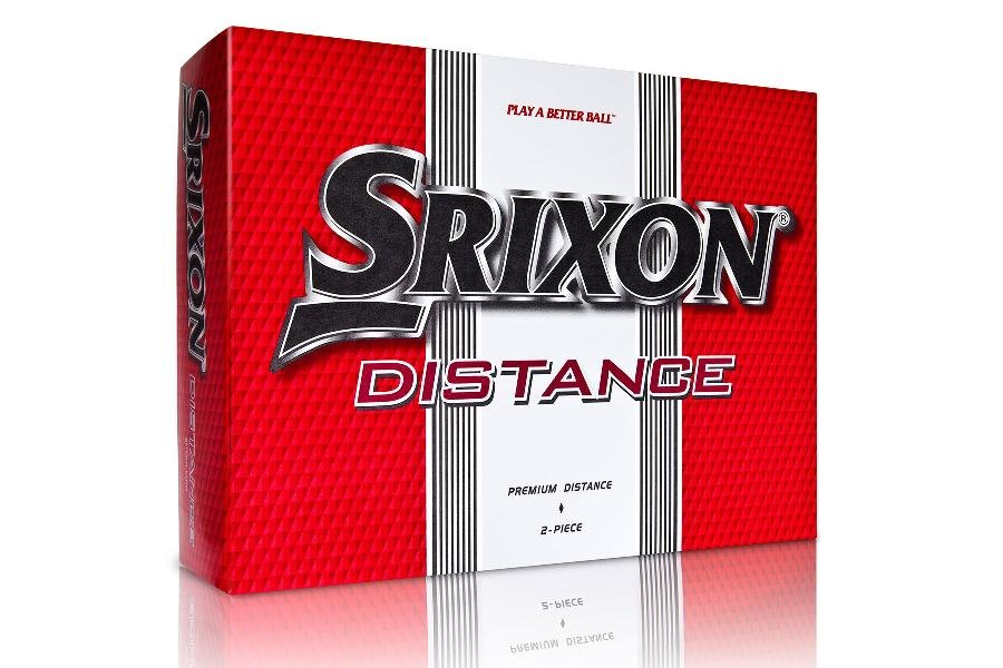 Srixon Distance golfové míčky