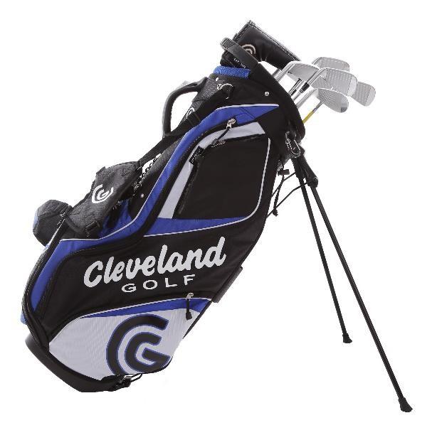 Cleveland CG16 Promo golfový set, ocel, pravý + stand bag
