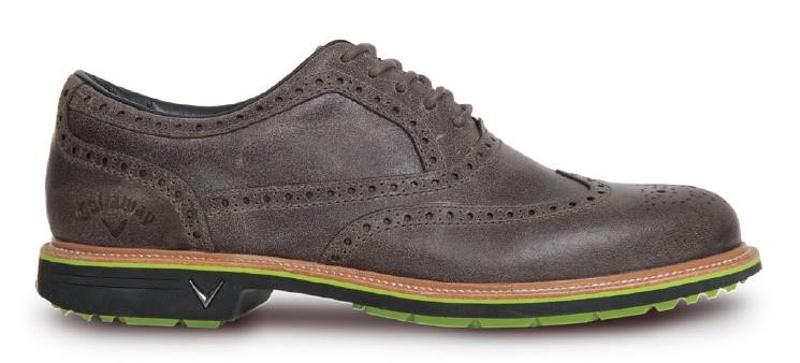 Callaway Monterey Brogue pánské boty, šedé šedá, standardní, 11