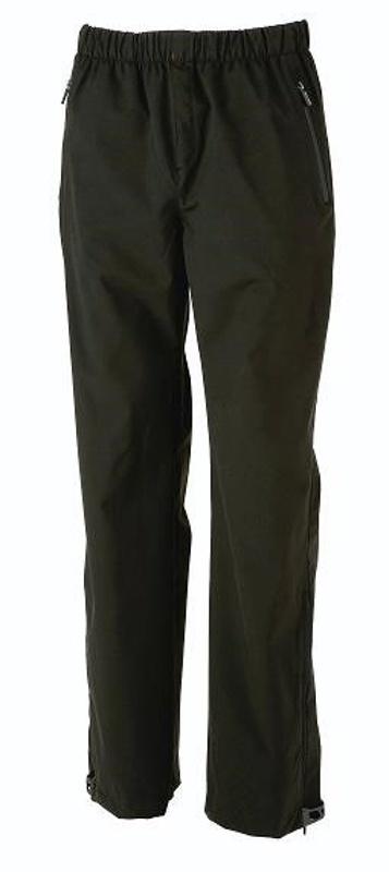 Wilson Performance Rain Suit pánské kalhoty, černé pánské, L, do deště